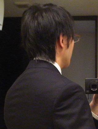 [IMAGE]ジャケット【肩周り】