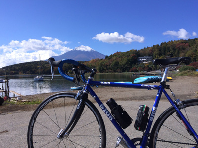 [IMAGE]富士山と鷺沢さん