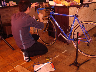 [IMAGE]Cycle GATE Tamagawaでフィッティングを受けてきた話