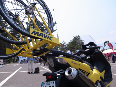 [IMAGE]MAVIC サポートバイク