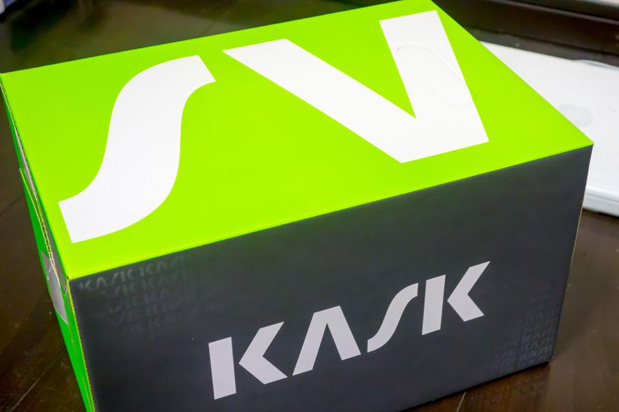 [IMAGE]KASK 開梱の儀