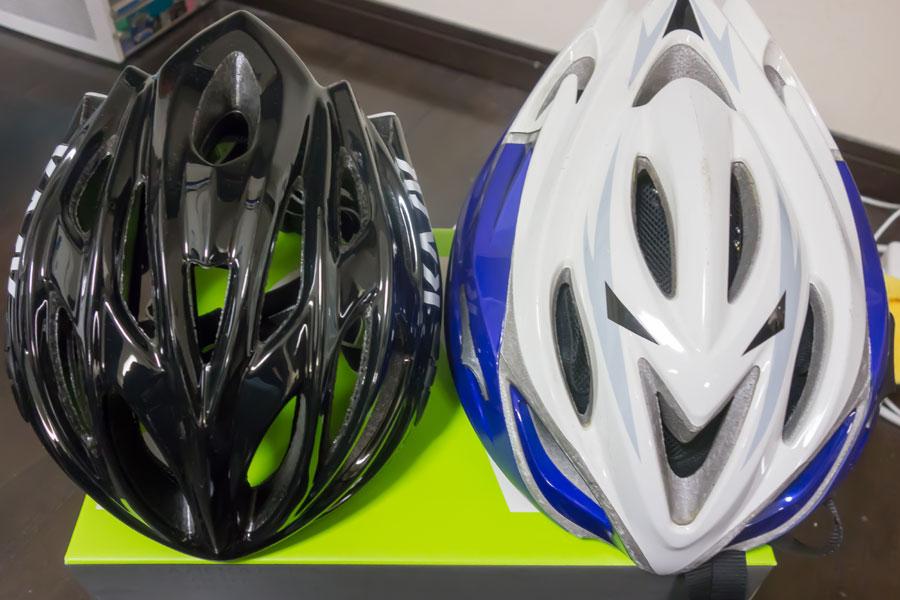 [IMAGE]o-cleのヘルメットと比較